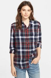 Equipment and39Signatureand39 Cotton Blouse at Nordstrom
