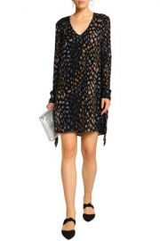 Equipment leopard dress at The Outnet