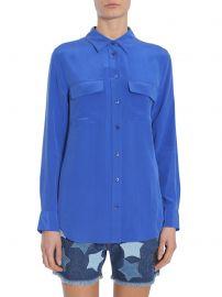 Equipment silk shirt at Italist