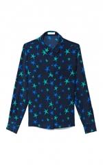 Equipment star print shirt at Moda Operandi