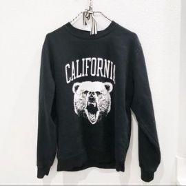 Erica Bear Sweatshirt by Brandy Melville at Brandy Melville