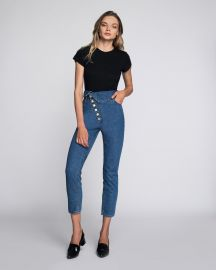 Erica Denim Pants at Marissa Webb