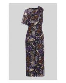 Erica Montrose Print Jumpsuit at Whistles