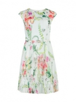 Erin's dress by Ted Baker at House of Fraser