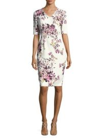 Escada Dnila Dress at Saks Fifth Avenue