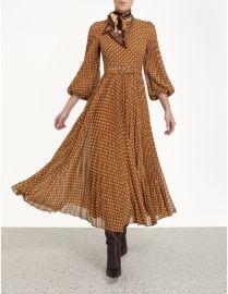Espionage Sunray Track Dress by Zimmermann at Zimmermann