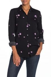 Essential Floral Button Down Shirt at Nordstrom Rack