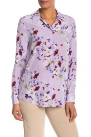 Essential Orchid Blouse at Nordstrom Rack