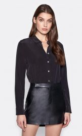 Essential Silk Blouse by Equipment at Equipment