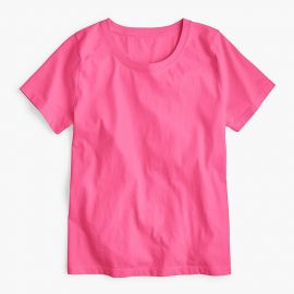 Essential t-shirt at J. Crew