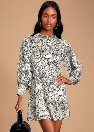 Estefania Shift Dress by Molly Bracken at Lulus