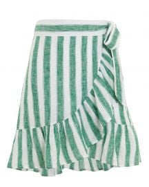 Etienne Wrap Skirt by Rails at Intermix