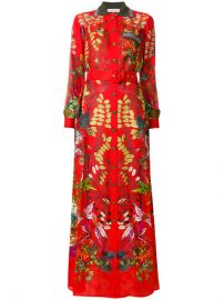 Etro Floral Belted Dress  2 550 - Buy Online - Mobile Friendly  Fast Delivery  Price at Farfetch