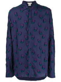 Etro Floral Pattern Shirt  - Farfetch at Farfetch