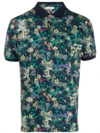 Etro Floral Polo Shirt - Farfetch at Farfetch