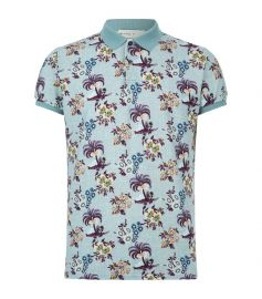 Etro Floral Polo Shirt at Harrods