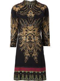 Etro Graphic Print Dress - Marioand39s at Farfetch