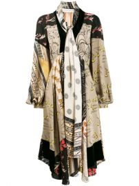 Etro Scarf Dress - Farfetch at Farfetch