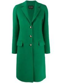 Etro single-breasted midi coat single-breasted midi coat at Farfetch