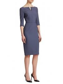Etty Dress by Roland Mouret at Saks Fifth Avenue