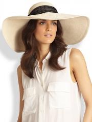 Eugenia Kim - Sunny Wide Brim Hat at Saks Fifth Avenue