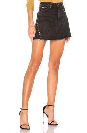 Eva A-Frame Gusset Skirt by GRLFRND at Revolve