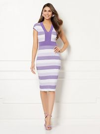 Eva Mendes Collection - Francisca Sweater Dress at NY&C