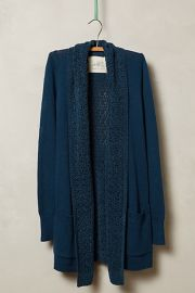 Evenie Chenille Cardigan at Anthropologie