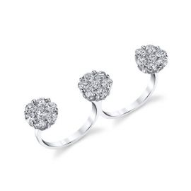 Evening Affair Diamond Ring by Dena Kemp at Dena Kemp