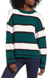 Everyday Stripe Sweater at Nordstrom