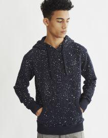 Evin Hooded Splatter Sweatshirt  at G Star Raw