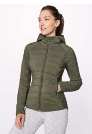 Extra Mile Jacket by Lululemon at Lululemon