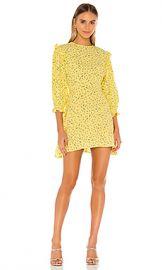 FAITHFULL THE BRAND Edwina Mini Dress in La Fica Floral from Revolve com at Revolve