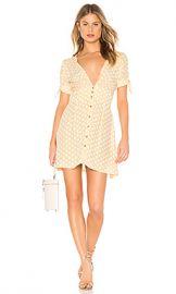 FAITHFULL THE BRAND Marianne Dress in Le Marais Dot from Revolve com at Revolve