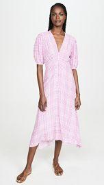 FAITHFULL THE BRAND Vittoria Midi Dress at Shopbop