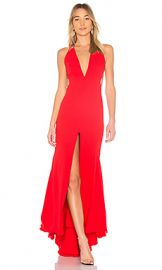 FAME AND PARTNERS The Surreal Dreamer Dress in Red from Revolve com at Revolve