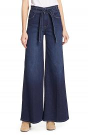 FRAME Belted Palazzo Jeans  Meribo   Nordstrom Exclusive    Nordstrom at Nordstrom