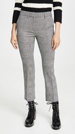 FRAME Cropped Perfect Trousers at Shopbop