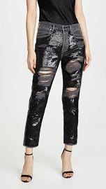FRAME Sequin Jeans at Shopbop