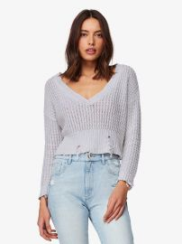 FREEMAN ALLEY PULLOVER | WHITE HEATHER at DL1961