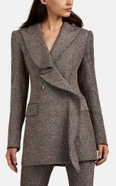 FREJA SPARKLY DOUBLE-BREASTED BLAZER at Barneys