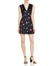 FRENCH CONNECTION Samba Daisy Mini Dress at Bloomingdales