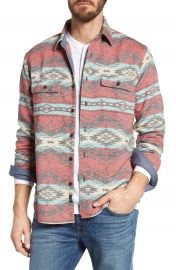 Faherty Belmar Work Shirt at Nordstrom