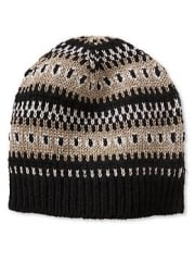 Fair Isle Beanie at Banana Republic