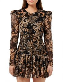 Faithful Corset Dress by Thurley worn by Tori Spelling on E! News Daily Pop at David Jones