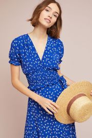 Faithfull Betina Floral Top at Anthropologie
