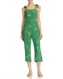 Faithfull the Brand Elsa Shoulder-Tie Jumpsuit  Women - Bloomingdale s at Bloomingdales
