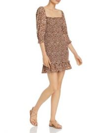 Faithfull the Brand Es Saada Mini Dress Women - Bloomingdale s at Bloomingdales