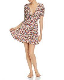 Faithfull the Brand Rafhaela Floral Dress Women - Bloomingdale s at Bloomingdales