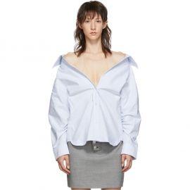 Falling Shirt by Alexander Wang at Ssense